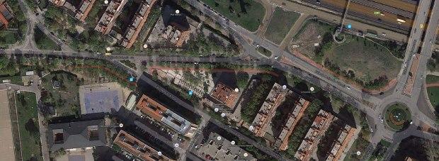 Acera-bici_de_Benjamin_Palencia